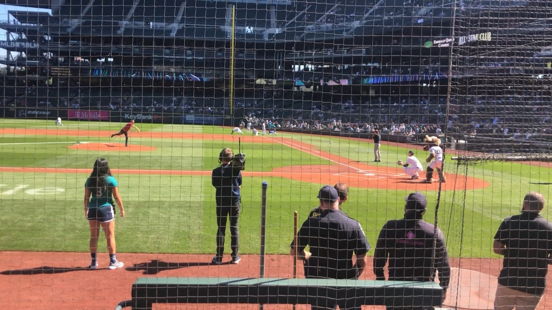 Mariners First Pitch